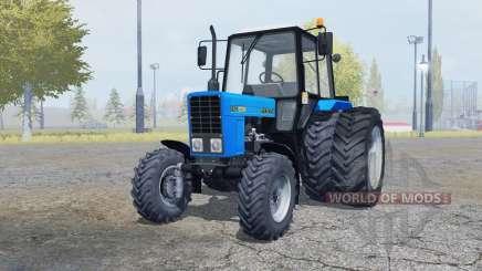 МТЗ 82.1 Беларус анимированные элементы для Farming Simulator 2013