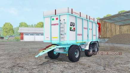Crosetto CMR200 для Farming Simulator 2015