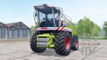 Claas Jaguaᶉ 890 для Farming Simulator 2017