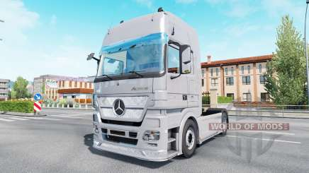 Mercedes-Benz Actros 1860 Study Space Max (MP2) для Euro Truck Simulator 2