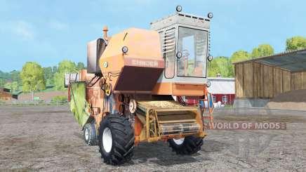 Енисей 1200-1 для Farming Simulator 2015