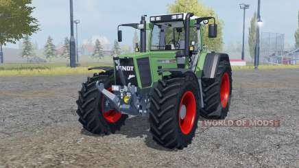 Fendt Favorit 926 Vario для Farming Simulator 2013