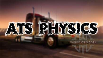 ATS Physics v4.3 для American Truck Simulator