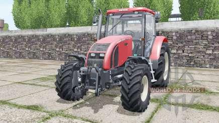 Zetor Forterra 11741 moving elements для Farming Simulator 2017