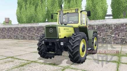 Mercedes-Benz Trac 1400 Turbo more configuration для Farming Simulator 2017