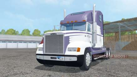 Freightliner FLD 120 Sleeper Cab 1996 для Farming Simulator 2015