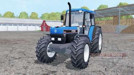 Ford 7840 animated element для Farming Simulator 2015