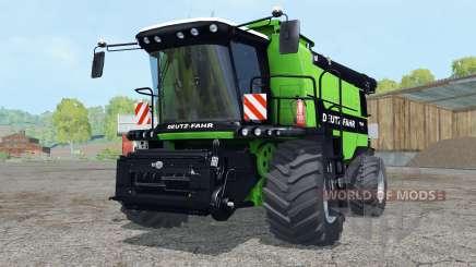 Deutz-Fahr 7545 RTS washable для Farming Simulator 2015