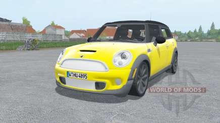 Mini Clubman (R55) для Farming Simulator 2017