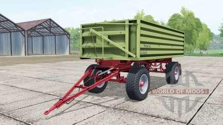 Conow HW 80 V4.2 для Farming Simulator 2017