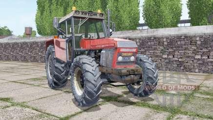 Zetor 16145 Turbꝍ для Farming Simulator 2017