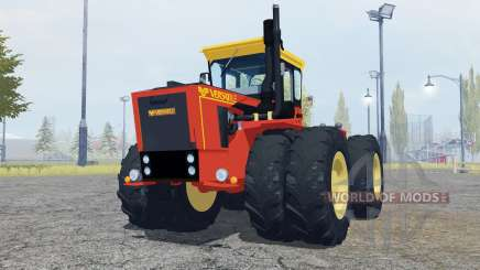 Versatile 555 double wheels для Farming Simulator 2013