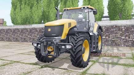 JCB Fastrac 7170 interactive control для Farming Simulator 2017