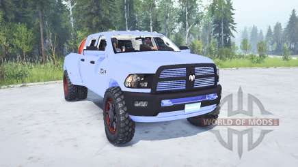Dodge Ram 3500 Heavy Duty для MudRunner