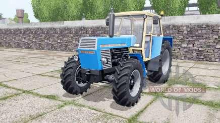 Zetor 12045 Crystal для Farming Simulator 2017