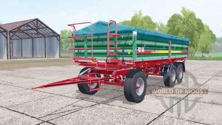 Metaltecħ DB 14 для Farming Simulator 2017