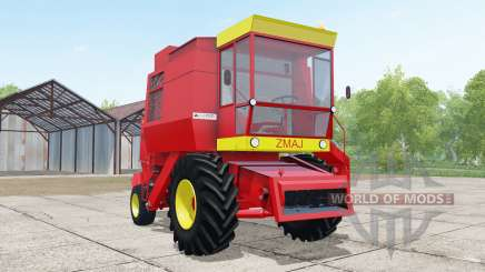 Zmaʝ 142 RM для Farming Simulator 2017