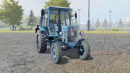 МТЗ 80 Беларус с анимацией элементов для Farming Simulator 2013