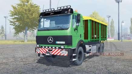 Mercedes-Benz 2631 AK для Farming Simulator 2013