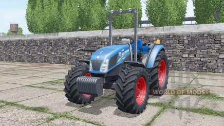 New Holland T4.75 Garden Editioɳ для Farming Simulator 2017