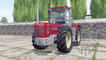 Schluter Super 2500 TVL more realistic для Farming Simulator 2017