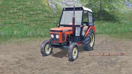 Zetor 7211 2WƉ для Farming Simulator 2017