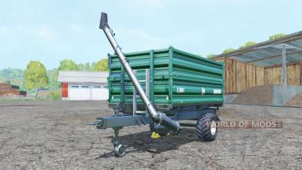 Brantner E 8041 overload для Farming Simulator 2015