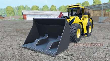 Volvo L180Ƒ для Farming Simulator 2015