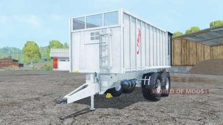 Fliegl TMK 266 Bull low hitch для Farming Simulator 2015
