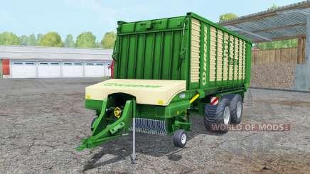 Krone ZX 450 GƊ для Farming Simulator 2015