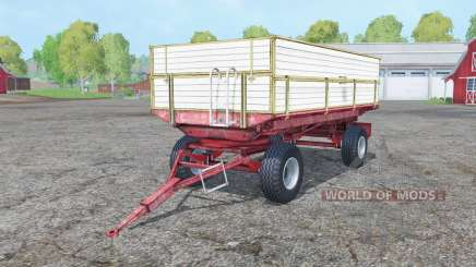 Kronᶒ Emsland для Farming Simulator 2015