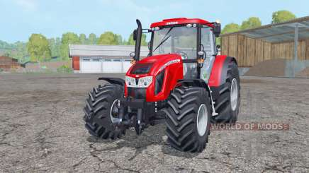 Zetor Forterra 150 HD moving elements для Farming Simulator 2015