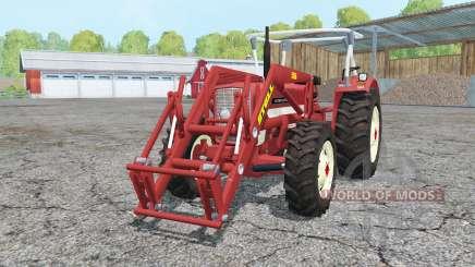 International 624 front loader для Farming Simulator 2015
