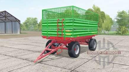 Pronaᶉ T653-2 для Farming Simulator 2017
