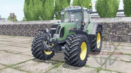 Fendt Favorit 916 Vario для Farming Simulator 2017