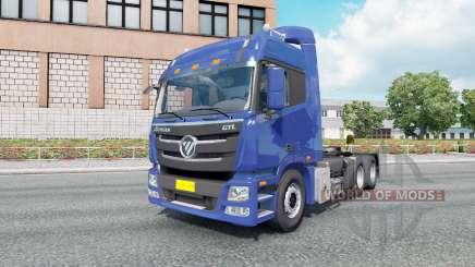 Foton Auman GƬL 2012 для Euro Truck Simulator 2