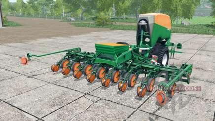Amazone EDX 6000-TC v1.1 для Farming Simulator 2017