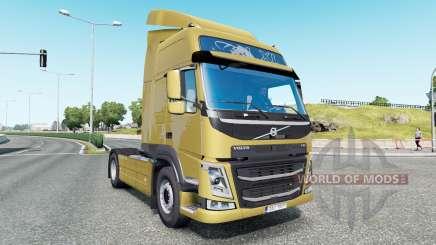 Volvo FM 410 Globetrotter LXL cab 2013 для Euro Truck Simulator 2