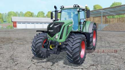 Fendt 927 Vario double wheels для Farming Simulator 2015
