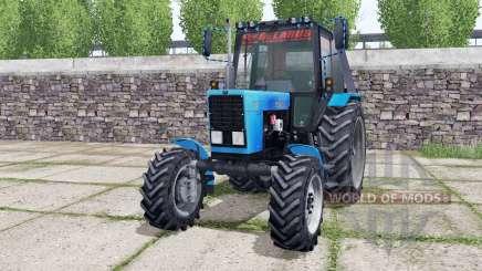 МТЗ 82.1 Беларус подвижные элементы для Farming Simulator 2017