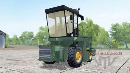 John Deere 5440 dual front wheels для Farming Simulator 2017