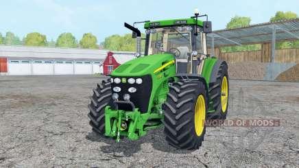 John Deere 7830 animated element для Farming Simulator 2015