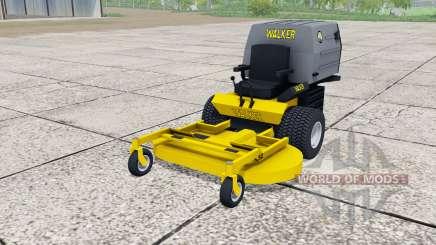 Walker D21d для Farming Simulator 2017