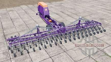 Amazone Condor 15001 dark moderate violet для Farming Simulator 2017