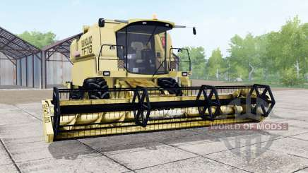 New Holland TF78 soft yellow для Farming Simulator 2017