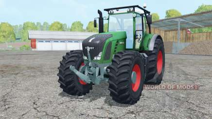 Fendt 936 Vario textures revised для Farming Simulator 2015