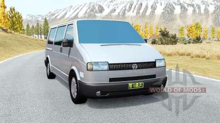 Volkswagen Transporter (T4) для BeamNG Drive
