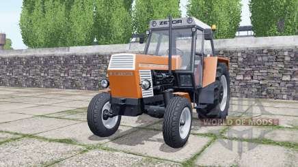 Zetor 12011 Crystal engine configuration для Farming Simulator 2017