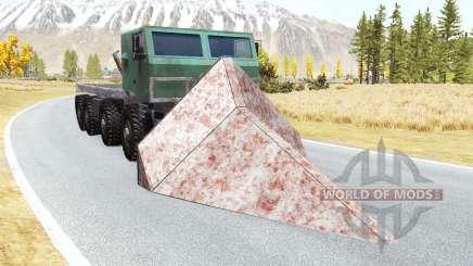 BigRig Truck v1.0.5 для BeamNG Drive