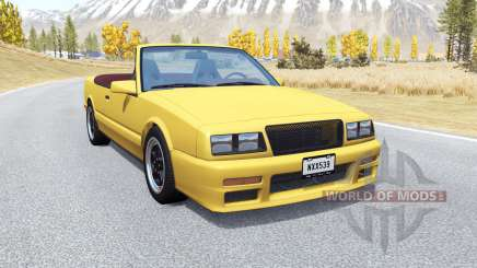 Bruckell LeGran coupe & convertible v2.0.1 для BeamNG Drive